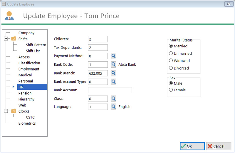Human Resources Time Amp Attendance Tracking Time Management